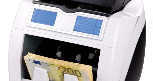 EC-590/3D Banknote counter